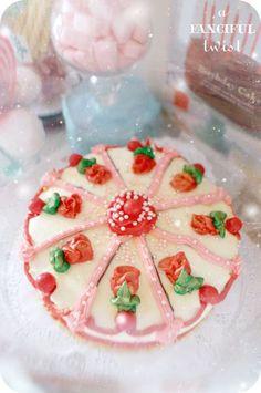 pretty cake! #cake
