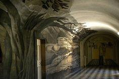 Convento_Andrea Pozzo, anamorfosi