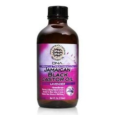 My DNA Jamaican Black Castor Oil - Lavender 4 oz. (Pack of 12) -- You can find out more details at the link of the image.