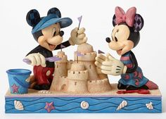 Disney Traditions: Mickey & Minnie by Jim Shore:)