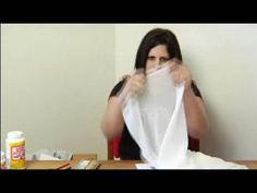 How to Silkscreen a T-Shirt : Fabric for Silkscreening T-Shirts
