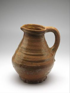 pitcher, Anonymous, c. 1400 | Museum Boijmans Van Beuningen