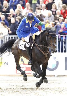 Christian Ahlmann, runner-up in the 2013 LGCT Championship, will be competing at #LGCTAntwerp #showjumping