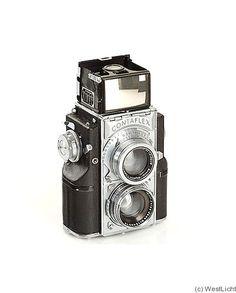 Zeiss Ikon: Contaflex (TLR) camera