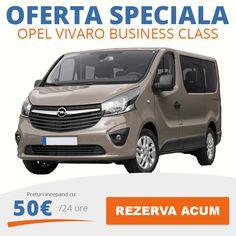 Opel Vivaro Business Class