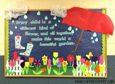 bulletin board ideas, Spring bulletin boards and Christian bulletin