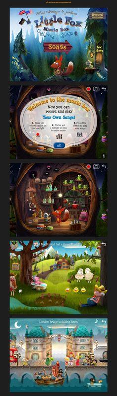游戏界面,GAME UI