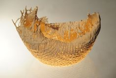Hessian Porcelain slip - FdA CCP Final Exhibition - Gallery - Ceramic Arts Daily Community