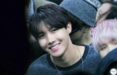 I love your smile Bby