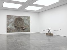 Anselm Kiefer at White Cube… colossal canvases in a gargantuan gallery. Anselm Kiefer, Neo Expressionism, Design Art, Interior Design, Wedding Tattoos, Animal Quotes, Installation Art, Cuba, Art Gallery