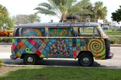 This is the part where you learn the ugly truth: My dream car is a VW Westfalia van.  At my core I am a giant hippie.
