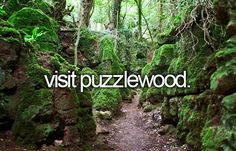 It's located in the Forest of Dean in Gloucestershire in England. Said to be an inspiration to both J.R.R. Tolkien and J.K. Rowling.