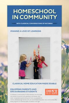 Homeschool In Community