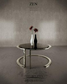 You must see this marvelous and luxury center table that will help you improve your house decor! See more clicking on the image. Art Furniture, Unique Furniture, Luxury Furniture, Furniture Design, Balustrade Inox, Center Table Living Room, Corner Table, Cafe Tables, Futuristic Furniture
