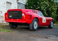 The Other Breadvan: 1965 Iso Rivolta Race Car | Bring a Trailer