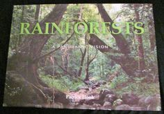 Rainforests By Patrick Hook A Panoramic Vision 2006 Colorful Landscape Wildlife