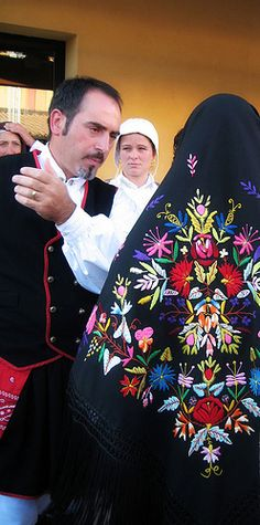 Sardinia, traditional costume