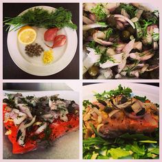 Lemon Caper Salmon Recipe - Healthy Eating and Living
