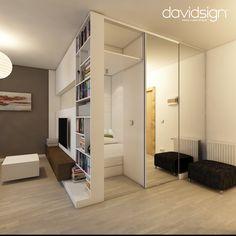 Design interior pentru apartament în Chișinău