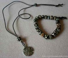 Homemade Jewelry Ideas for Men