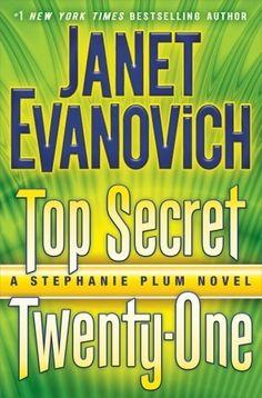 Top Secret Twenty-One by @janetevanovich