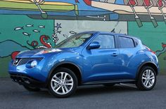Or this one? Nissan juke. Practical.