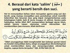 Kehendak Allah- purifies you