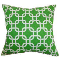 Found it at Wayfair - Sessums 100% Cotton Throw Pillow