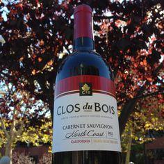 #ClosduBois #CabernetSauvignon, delicious