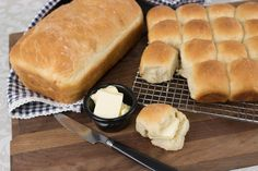 Homemade Bread in a Bag | You'll never believe that this homemade bread recipe is made in a bag! It makes for some of the softest bread or rolls you'll ever have.