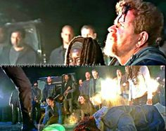 The Walking Dead Season 7 premiere  Sgt. Abraham Ford Died a Brass!