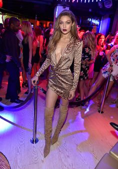 How Gigi Hadid Goes From Her Birthday Celebrations to the Met Gala