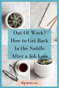 Out Of Work? How to Get Back In the Saddle After a Job Loss - Alegria's Muse How To Start A Blog, How To Make Money, How To Get, Business Tips, Online Business, Content Marketing, Digital Marketing, Get Back, Blogging For Beginners