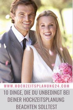 Beachte folgende Tipps und deine Hochzeit wird zu einem unvergesslichen Fest. Wedding Bride, Wedding Planning Timeline, Tips And Tricks