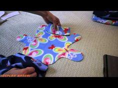 Sewing a Fleece Dog Coat - YouTube
