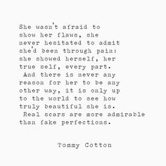 Tommy Cotton Quotes