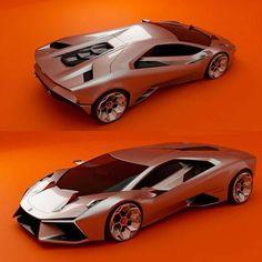 Lamborghini Concept, Futuristic Cars, All Cars, Concept Cars, Super Cars, Vehicles, Wallpapers, Cars, Sports