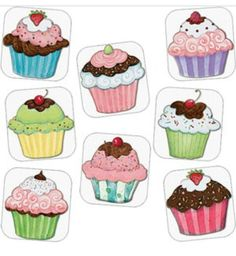 24 Veterinario Decorados/glaseado Topper Comestible Para Cupcake Bun Other Baking Accessories Home & Garden