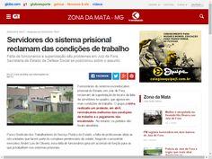 ALEXANDRE GUERREIRO: Servidores do sistema prisional reclamam das condi...