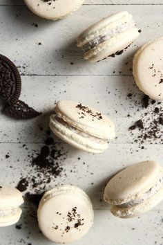 Is it just me or do macarons have the ability to ruin a person's entire day instantly? I'm talking, total mood change. 100 to 0, real quick. I feel like I should honestly give my poor husband a heads