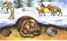 Használja a nyilakat, kapcsoló a lejátszott kép Animal Activities, Animal Crafts, Preschool Activities, Seasons Activities, Winter Activities, Winter Kids, Winter Trees, Reno, Forest Animals