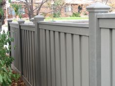 Fence idea and design for privacy in your back yard.