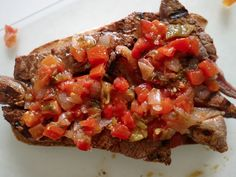 More of Mexican Cheese Steak Melt. Smear on your guac. Mexican Cheese, Best Sandwich, Perfect Food, Cheesesteak, Bruschetta, Guacamole, Sandwiches, Ethnic Recipes, Paninis