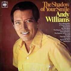Andy Williams - The Shadow Of Your Smile - 1966