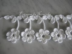 Ideas Crochet Lace Edging Leaves For 2019 Crochet Boarders, Crochet Lace Edging, Crochet Stitches Patterns, Crochet Art, Love Crochet, Irish Crochet, Beautiful Crochet, Crochet Designs, Crochet Doilies