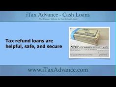 Tax refund loans help desperate tax payers by getting them their refunds way early http://www.youtube.com/watch?v=zk9SQRkKCv0 via @OnlineLoanBiz #taxrefundloans