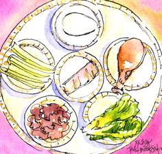 Everyone's invited #Passover #lilly5x5