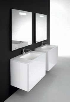 minimalist bathroom furniture design by Cosmic 03