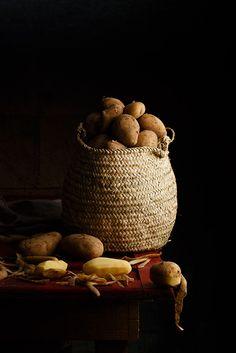Potatoes by Raquel Carmona