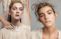 "BLOG: New editorial shoot for Lividmagazine  ""NOTHING GO..."